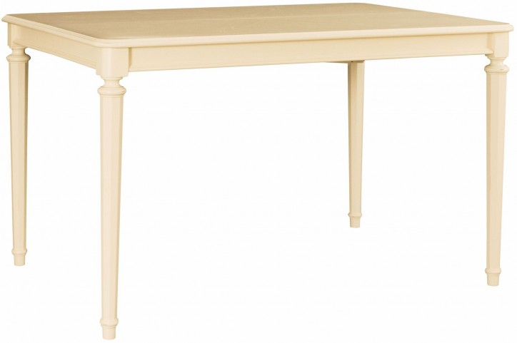 Camden Buttermilk Extendable Gathering Dining Table