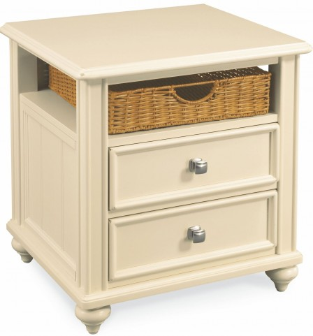Camden Buttermilk Side Table