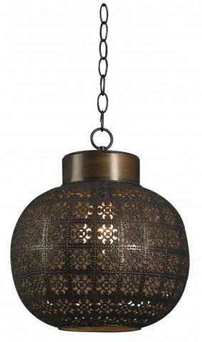 Seville 1 Light Mini Pendant