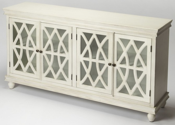 Lansing Off White Sideboard