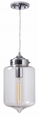 Casey 1 Light Pendant