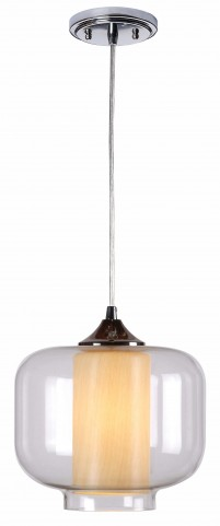 Zuno 1 Light Pendant