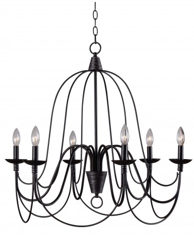 Pannier 6 Light Chandelier
