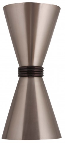 Hourglass 2 Light Sconce