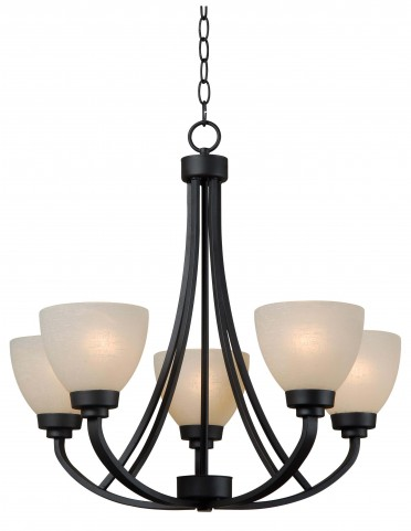Dynasty 5 Light Chandelier
