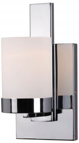 Eastlake Chrome 1 Light Sconce