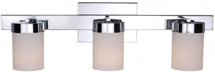 Eastlake Chrome 3 Light Vanity