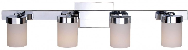 Eastlake Chrome 4 Light Vanity