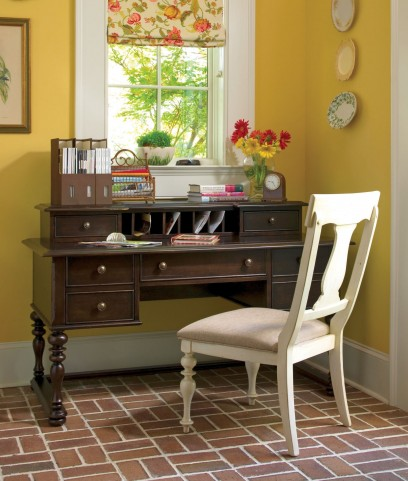 Paula Deen Home Tobacco Letter Writing Desk