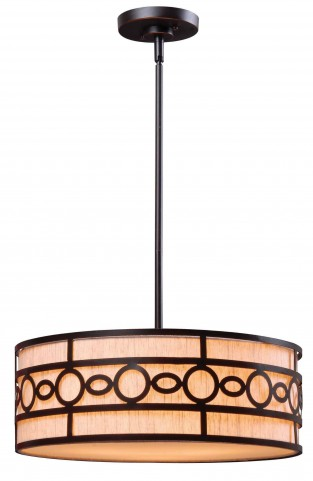 Vista 3 Light Pendant