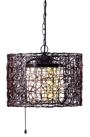 Tanglewood 1 Light Outdoor Pendant