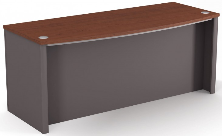 Connexion Bordeaux & Slate Executive Desk