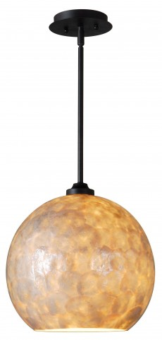 Aden 1 Light Large Pendant
