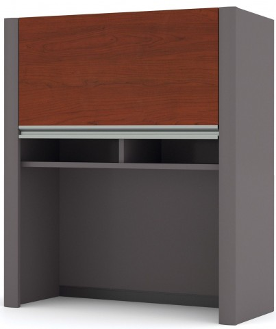 "Connexion Bordeaux & Slate Cabinet for 30"" Lateral File"