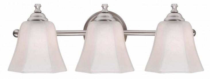 Woodhill 3 Light Vanity