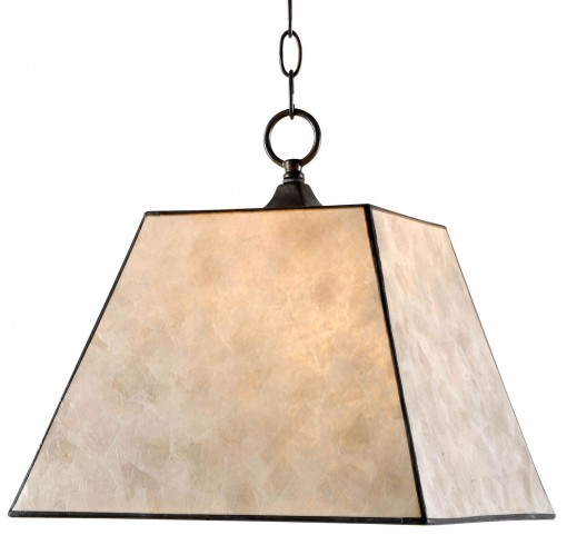 Capell Oil Rubbed Bronze 1 Light Pendant