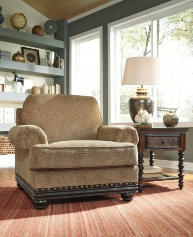 Elnora Umber Chair