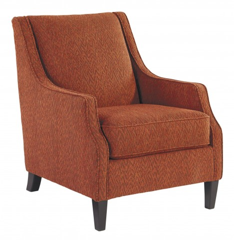 Elnora Cinnamon Accent Chair