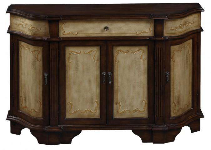 1 Drawer 4 Door Cabinet 94089