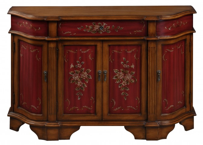 1 Drawer 4 Door Cabinet 94090