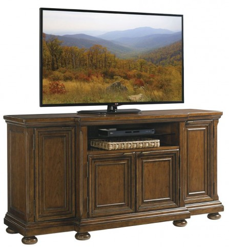 Coventry Hills Autumn Brown Danbury Media Console