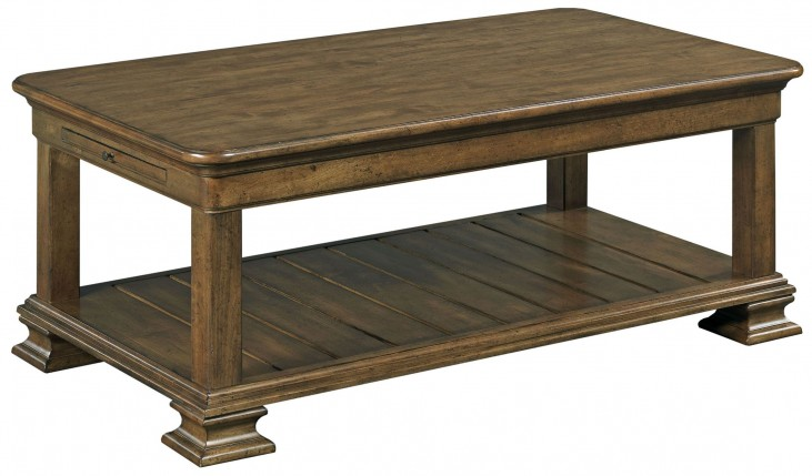 Portolone Rectangular Cocktail Table
