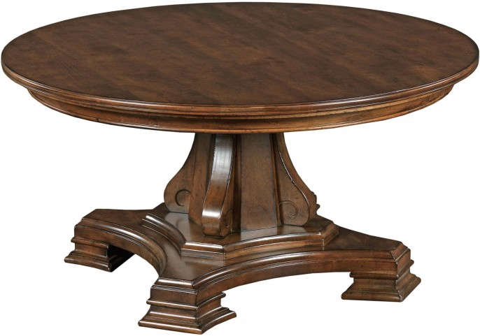 Portolone Round Cocktail Table