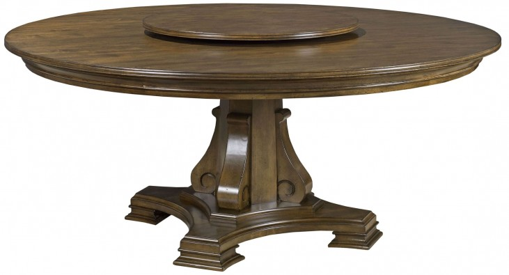 "Portolone 60"" Round Dining Table"
