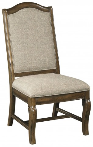 Portolone Upholstered Side Chair Set of 2