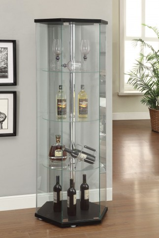 950276 Curio Cabinet