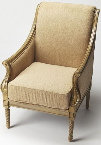 Wexford Cappuccino Accent Chair