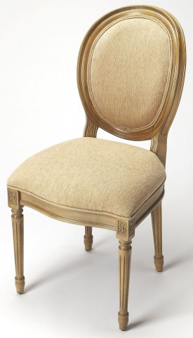 Talbot Cappuccino Side Chair