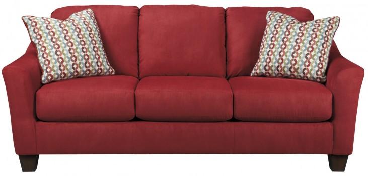 Hannin Spice Stationary Sofa