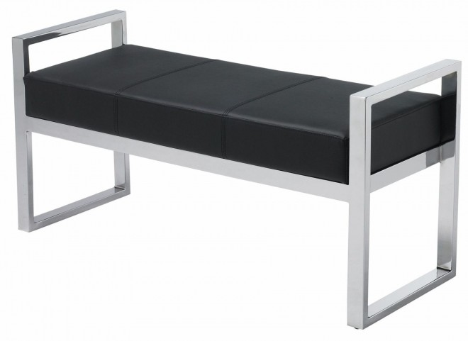 Darby Black Bench