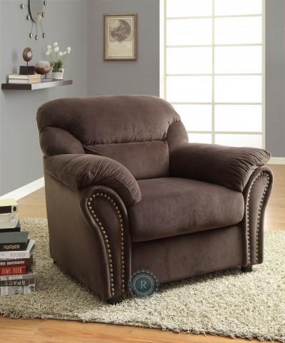 Valentina Chocolate Chair