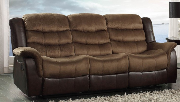 Bunnell Double Reclining Sofa