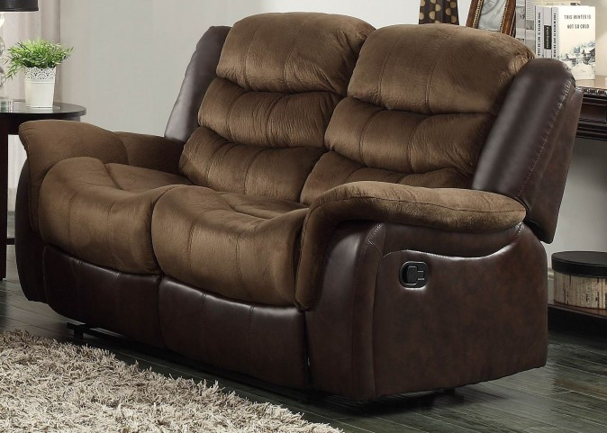 Bunnell Double Reclining Loveseat