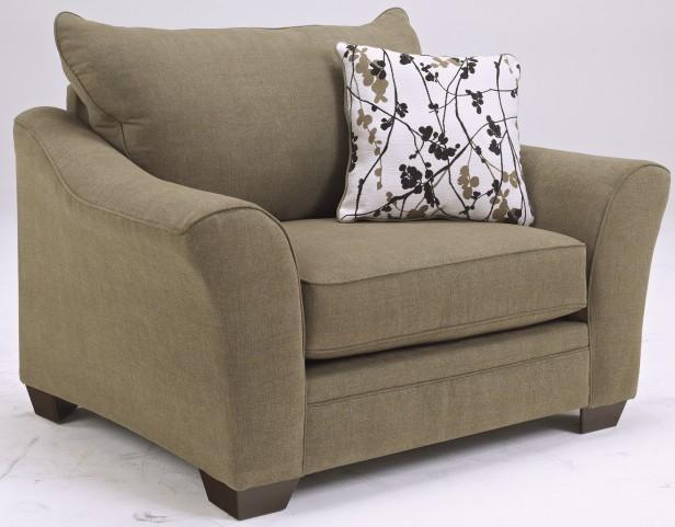 Mykla Shitake Chair and a Half