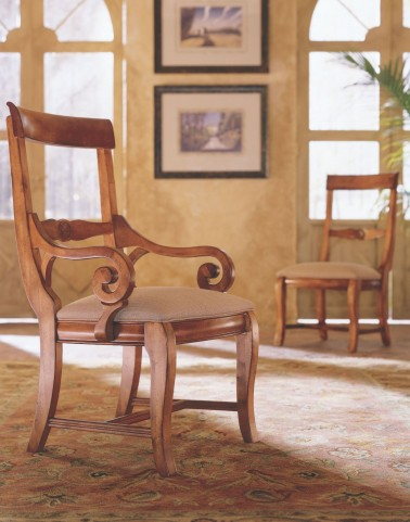 Tuscano Arm Chair Set of 2