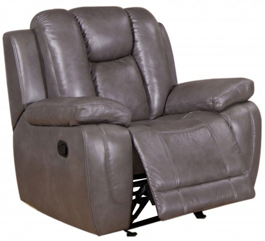 Austin Smoke Grey Recliner