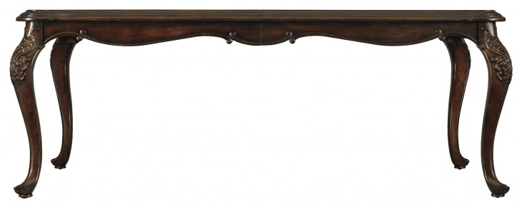 Costa Del Sol Dark Woodtone Gacela Leaping Stag Table