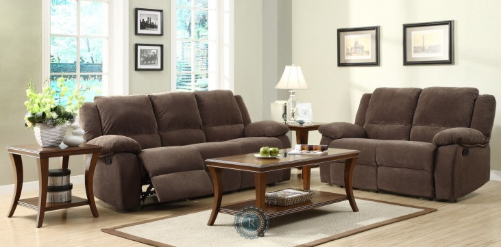 Lucienne Reclining Living Room Set