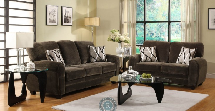 Rubin Living Room Set