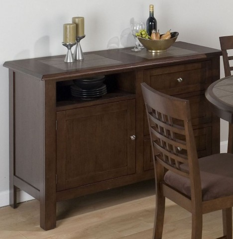 Caleb Brown 3 Drawer Server