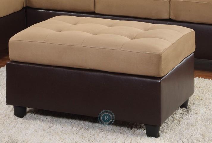 Comfort Living Ottoman