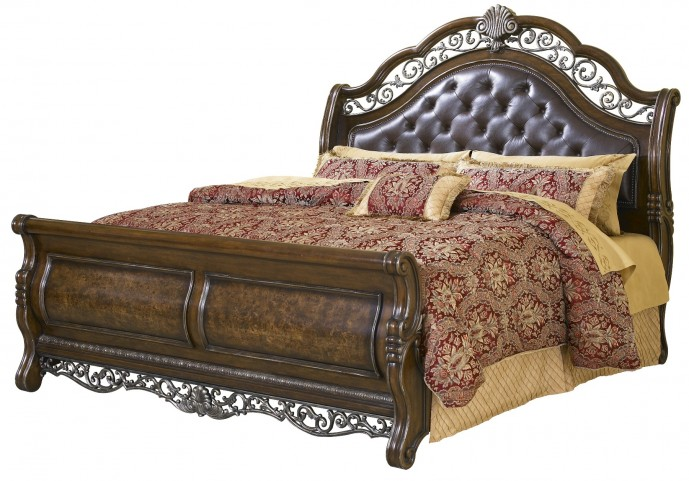 Birkhaven Queen Size Bed