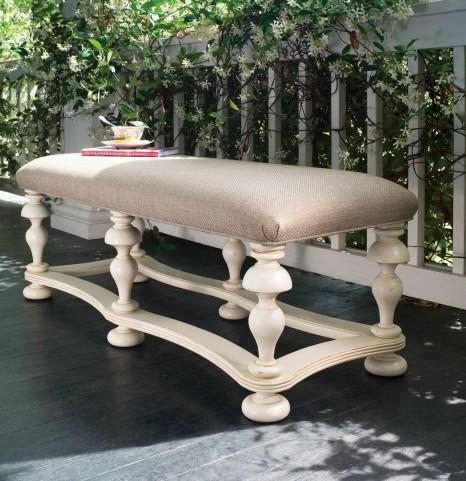 Paula Deen Home Linen Bed End Bench