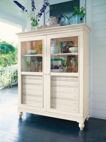 Paula Deen Home Linen Bag Lady's Cabinet