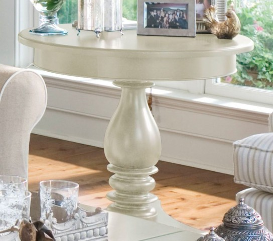 Paula Deen Home Linen Lamp Table