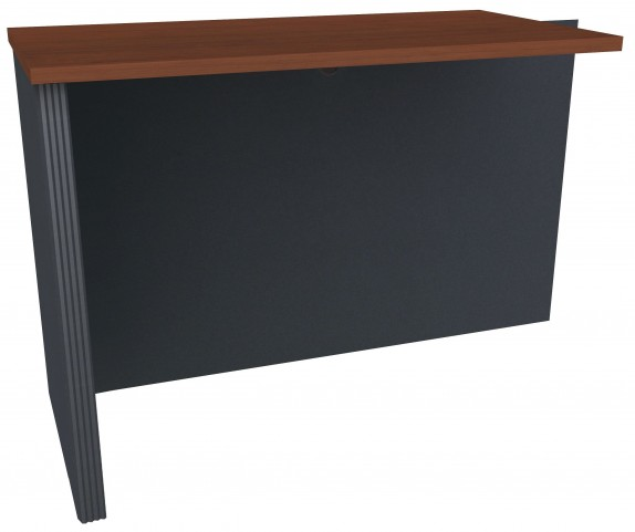 Prestige Plus Bordeaux & Graphite Return Table